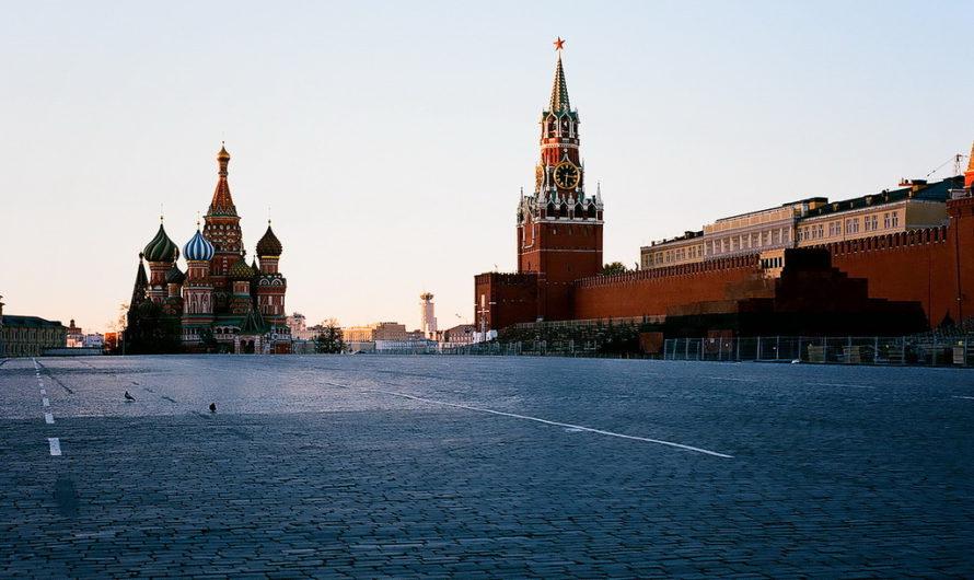 Обязательный режим самоизоляции в России
