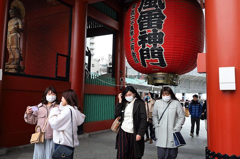 В Японии просят объявить чрезвычайное положение