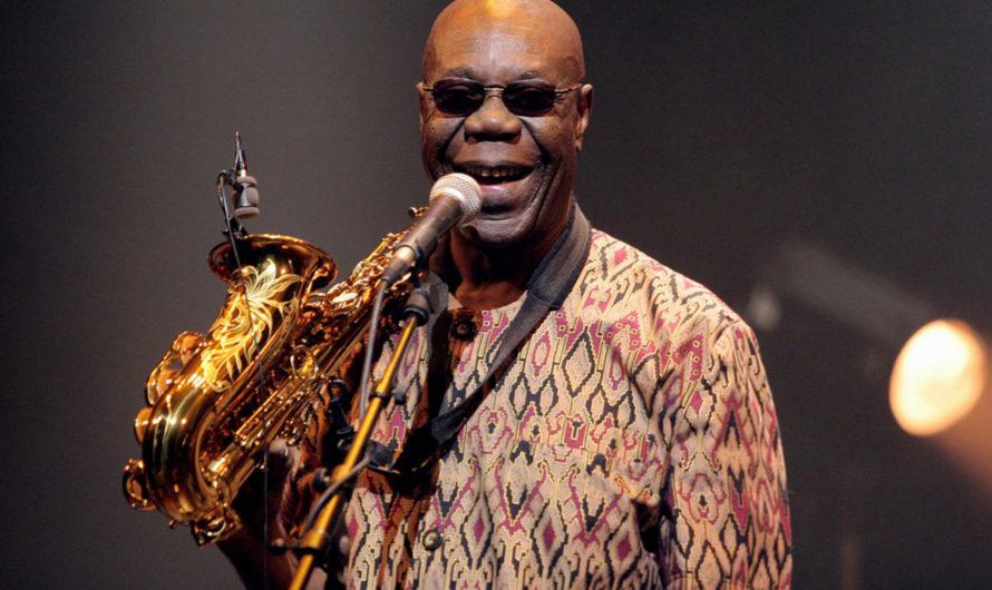 Ману Дибанго: легенда Африканского саксофона умер от Covid-19