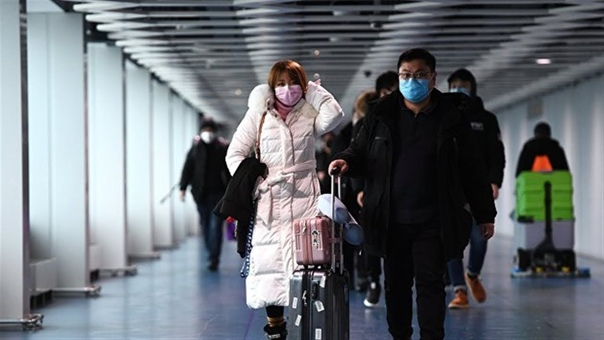 Сотни японцев не могут вернуться домой