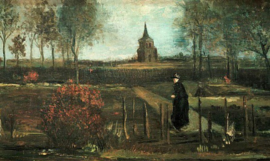 Картина Ван Гога, украдена в голландском музее