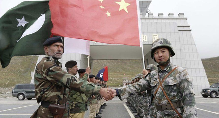 Китай помогает Пакистану