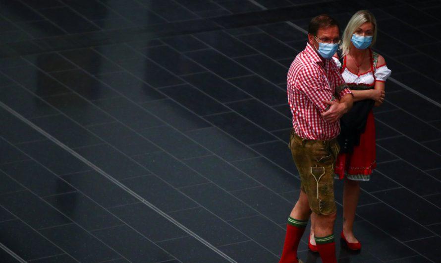 В Австрии карантин закончится с 1 мая