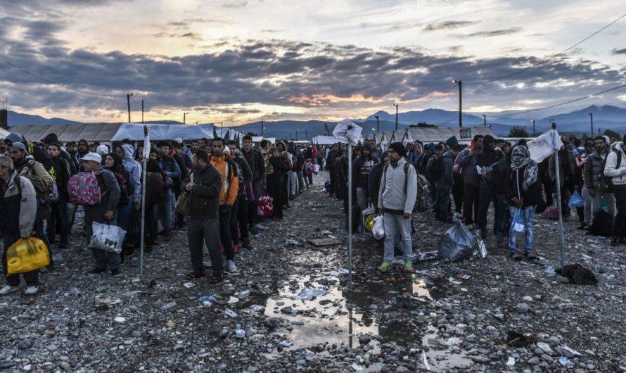 Меры против COVID-19 должны включать беженцев и мигрантов