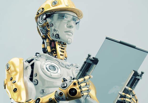 Использование роботов для замены людей