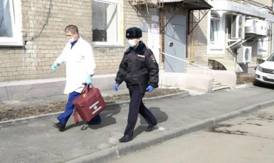 В Челябинске патрули на улицах начали проверку горожан