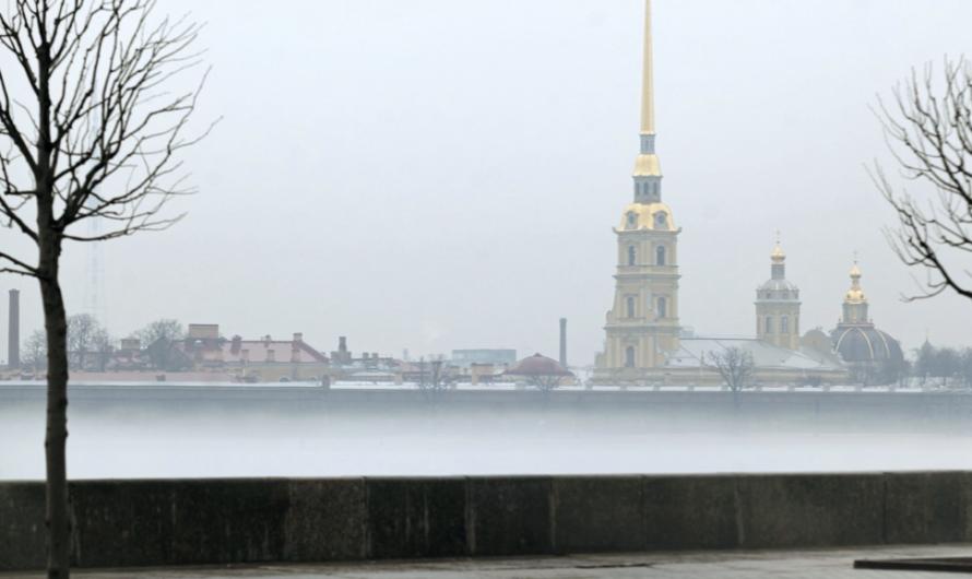 Карантин в Санкт-Петербурге