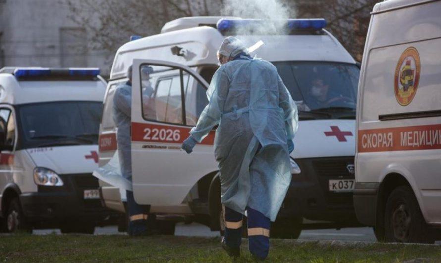 Случаев заболевания в России достигло 93 558