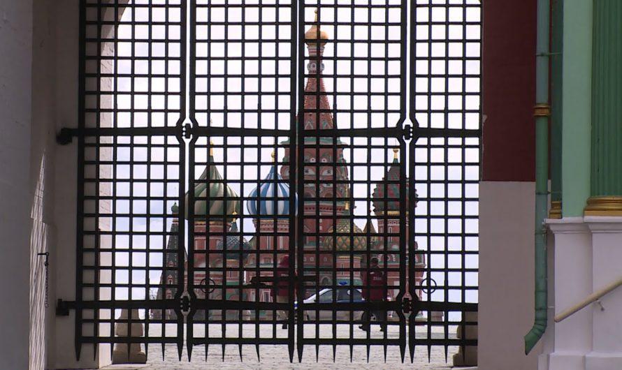 Москва, эпицентр российской вспышки коронавируса