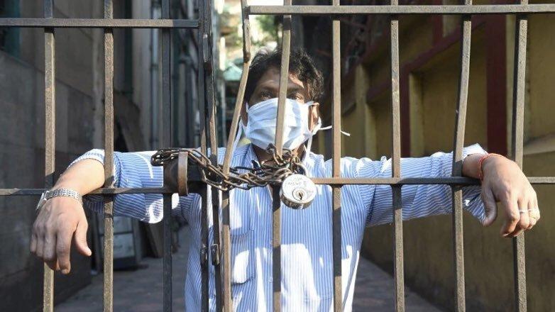 Блокировка коронавируса в Индии продлена