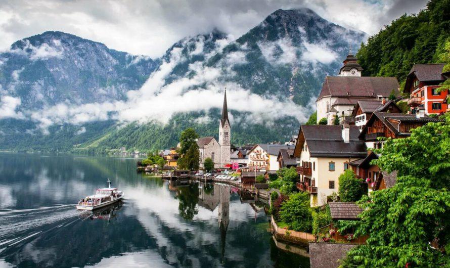 Австрия откроет малые предприятия в середине апреля
