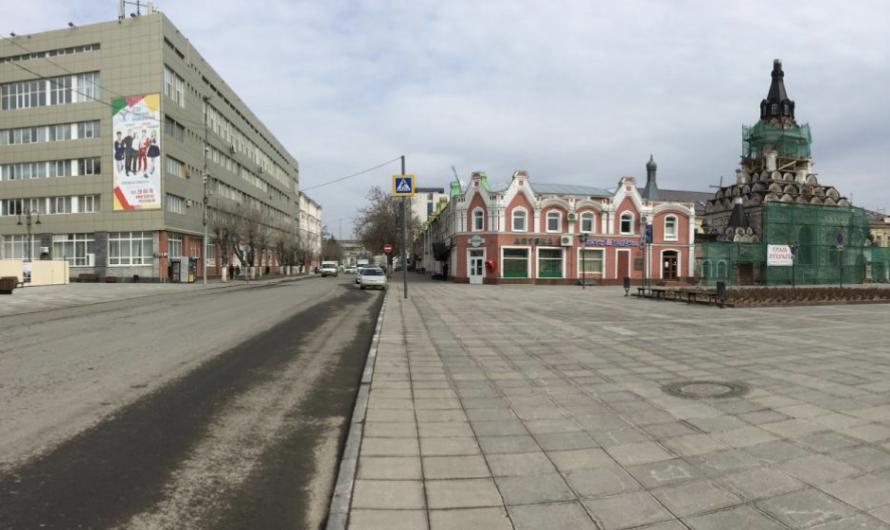В Саратове патрули на улицах начали проверку горожан