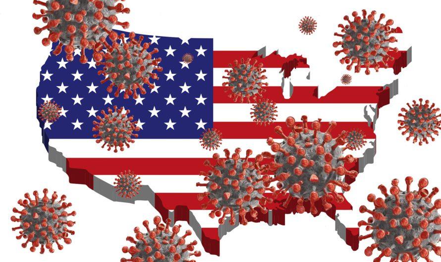Число погибших в США превышает 5000