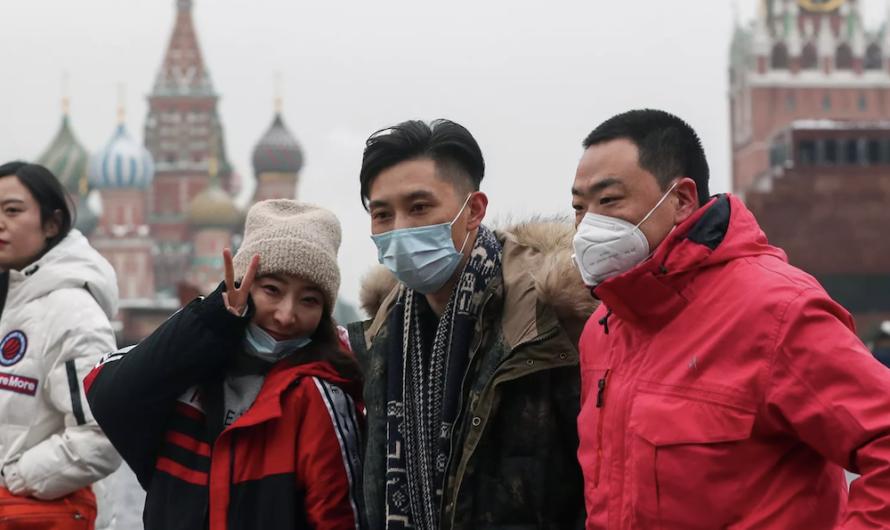 Вторая волна коронавируса в Москве