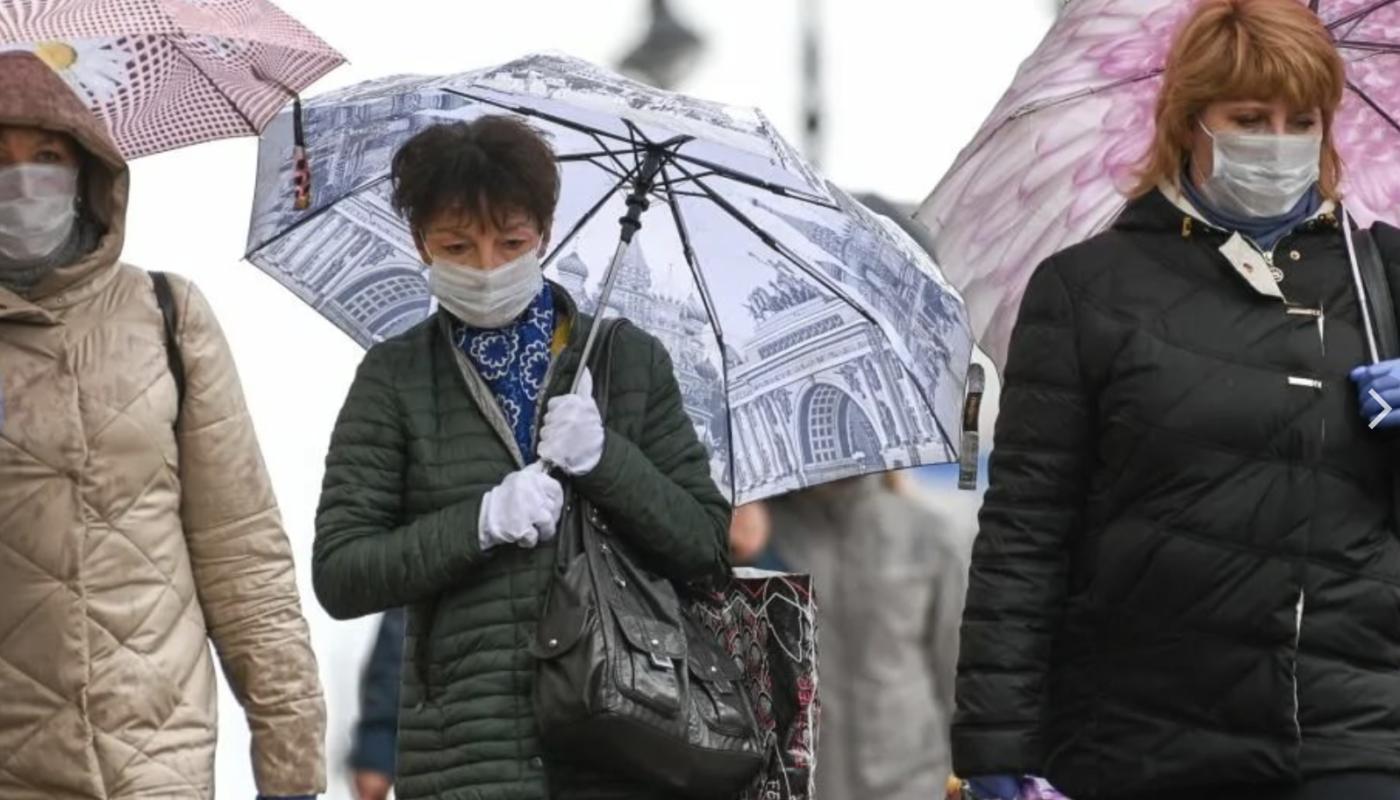 Коронавирус осенью в России