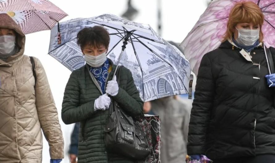 Коронавирус в сентябре: вторая волна коронавируса в России сентябрь 2020