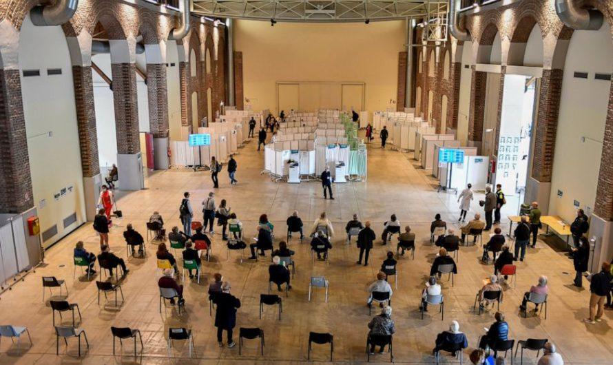 Италия к концу апреля снимет часть ограничений