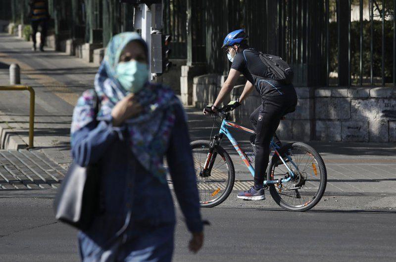 В Иране высокие показатели смертности от коронавируса