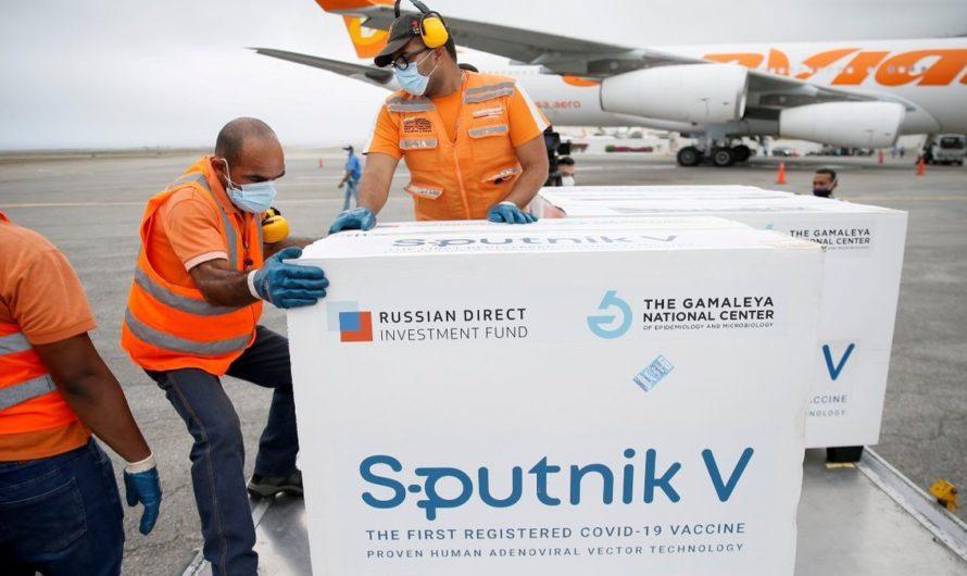 Российская вакцина «Спутник Лайт»  для Индии