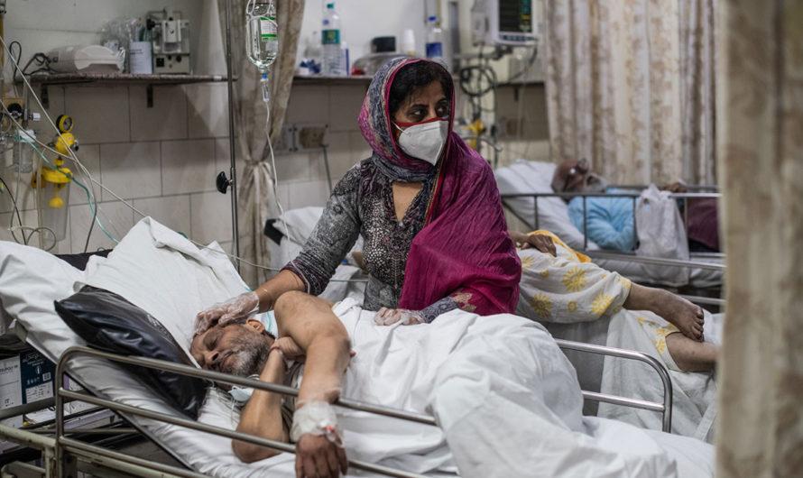 «Желтый грибок» зафиксировали в Индии